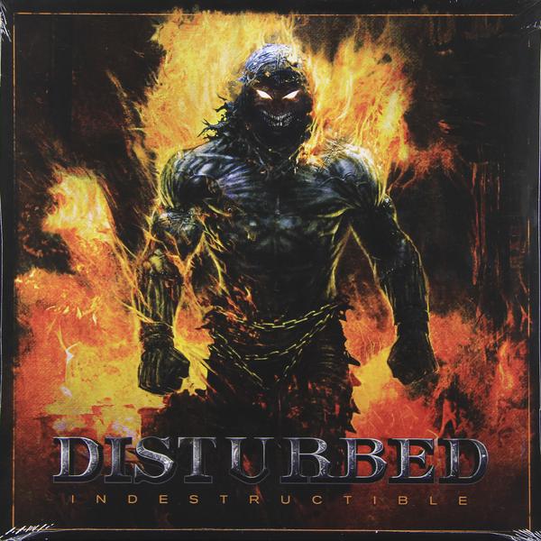 DisturbedВиниловые пластинки<br>Виниловая пластинка<br>