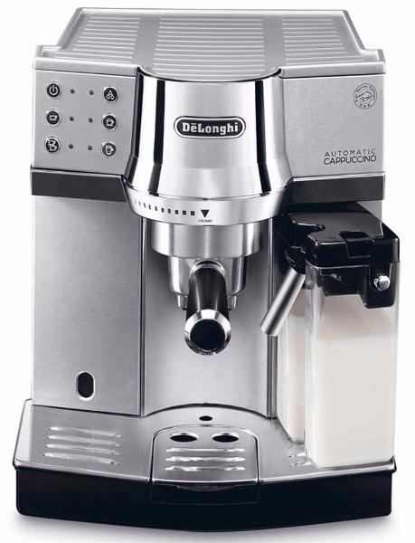 Delonghi EC 850 M - рожковая кофеварка (Silver)