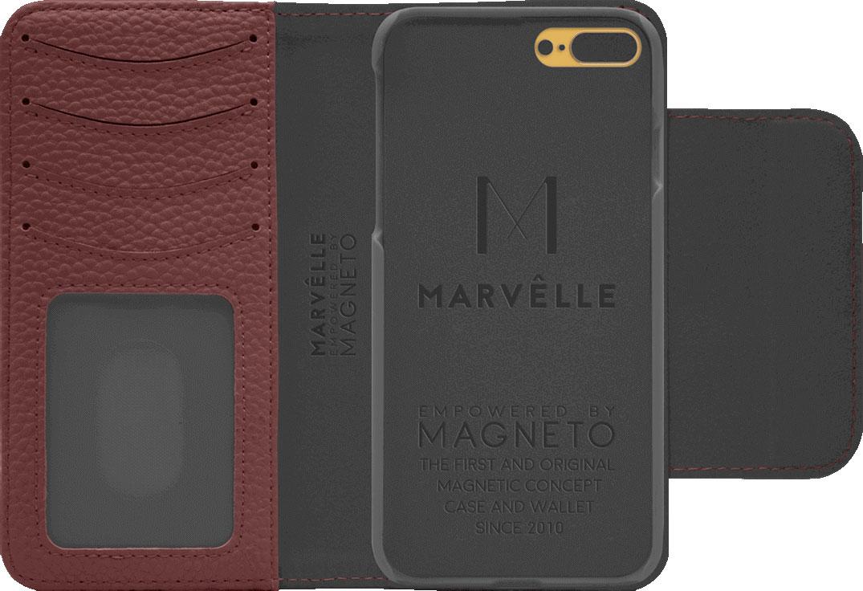 Чехол Marvelle N°303 для iPhone 7 Plus/8 Plus (Roseberry Rose)