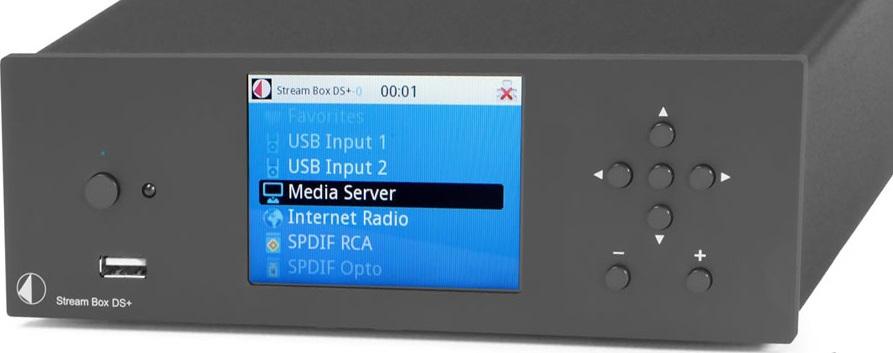Pro-Ject Stream Box DS Plus