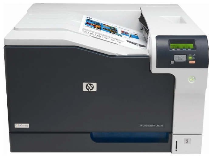 Color LaserJet Professional