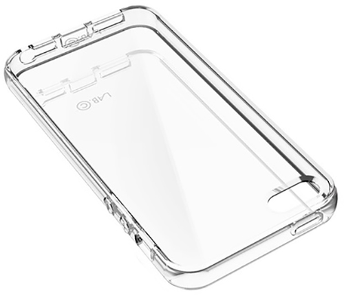LAB.C Crystal Soft Case (LABC-121-CR) - чехол для iPhone SE/5S/5 (Transparent)