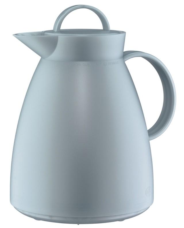 Alfi Dan 1L (935026100) - термос-кувшин (Silver)Термосы и термокружки<br>Термос-кувшин<br>
