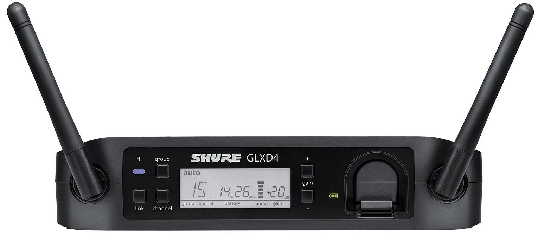 ShureGLXD14E/SM35