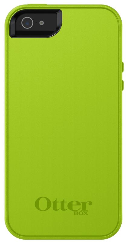 OtterBox Prefix Series - чехол для iPhone 5/5S (Glow Green/Black)