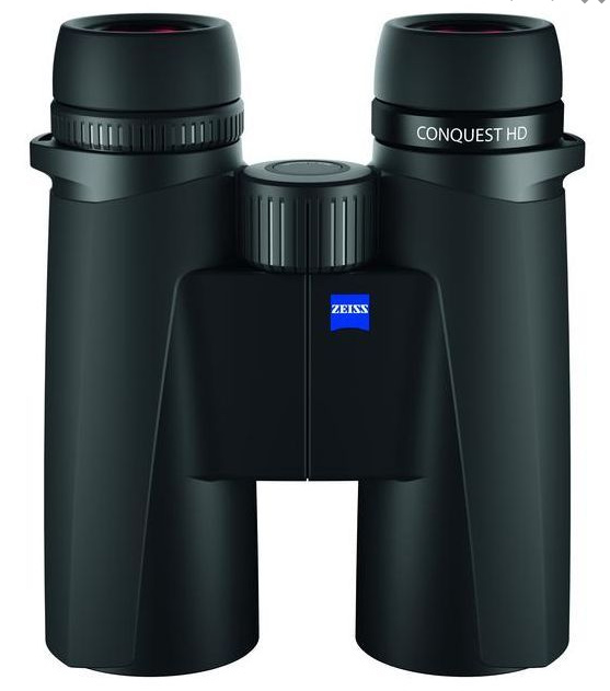 Carl Zeiss Conquest HD 10x42 - бинокль (Black)