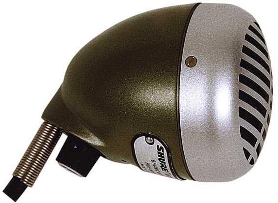 Shure 520DX (21492) - динамический микрофон (Green)