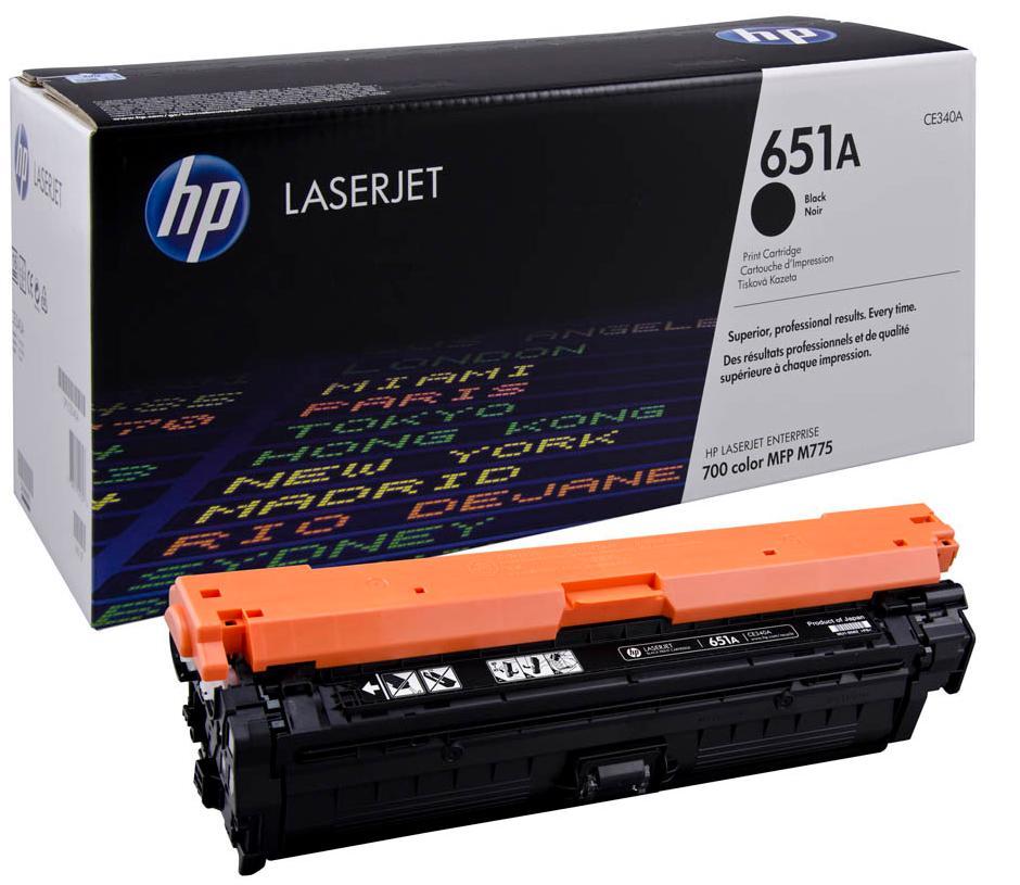 HP 651A (CE340A)
