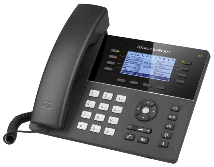 Grandstream GXP1760 - IP-телефон (Black)