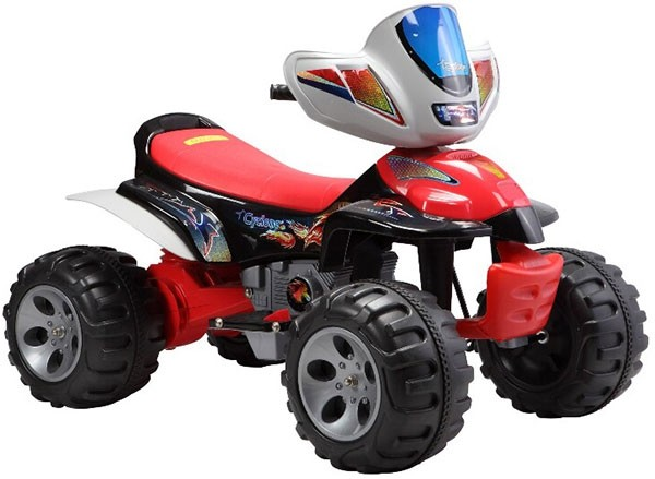 Barty Eelectric Quad Bike SA-А22_red