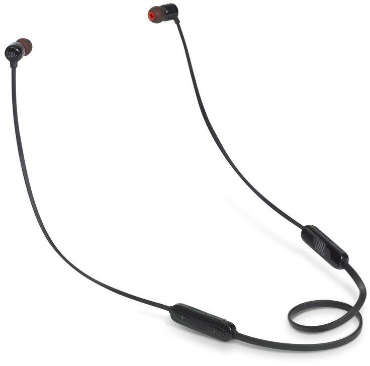 Bluetooth-наушники с микрофоном JBL T110BT (Black) jbl synchros e30 black
