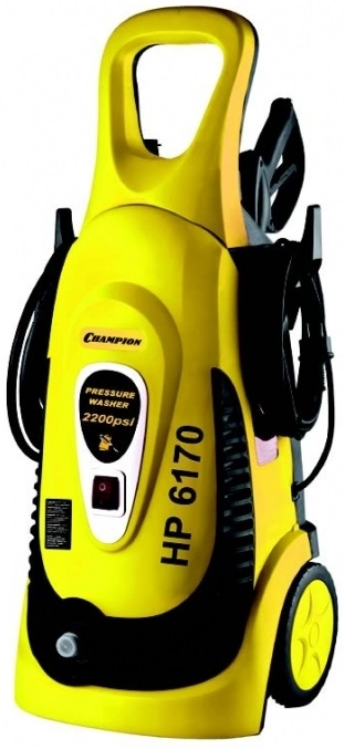Champion HP6170 New - минимойка (Yellow/Black)
