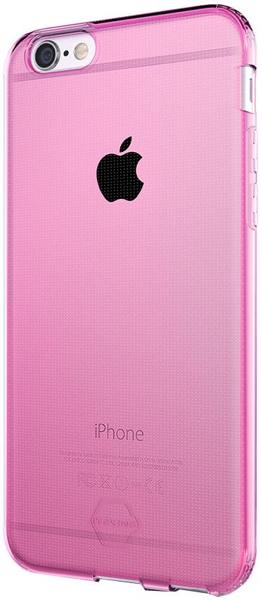 Купить Itskins Zero Gel (APH6-ZEROG-PINK) - чехол-накладка для iPhone 6/6s (Pink)