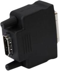 Prolink PB008 - адаптер HDMI - DVI-D (Black)