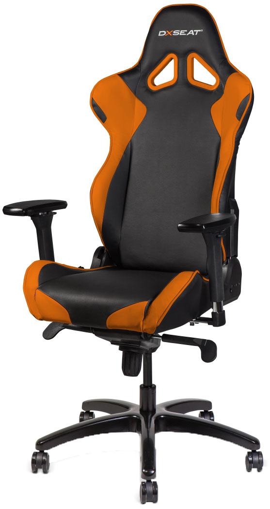 DXseat A24/XO - компьютерное кресло (Orange)Офисные кресла и стулья<br>Компьютерное кресло<br>
