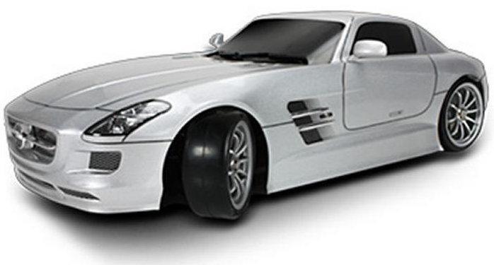 Team Magic E4D SLS Drifting Car 1:10 - радиоуправляемый автомобиль (Grey)