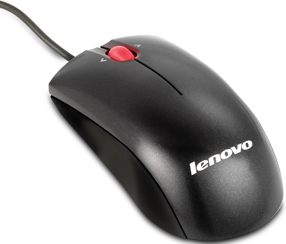 TP Optical Wheel Mouse