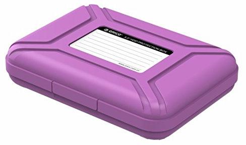 Orico PHX-35 - чехол для HDD 3.5'' (Purple) нд