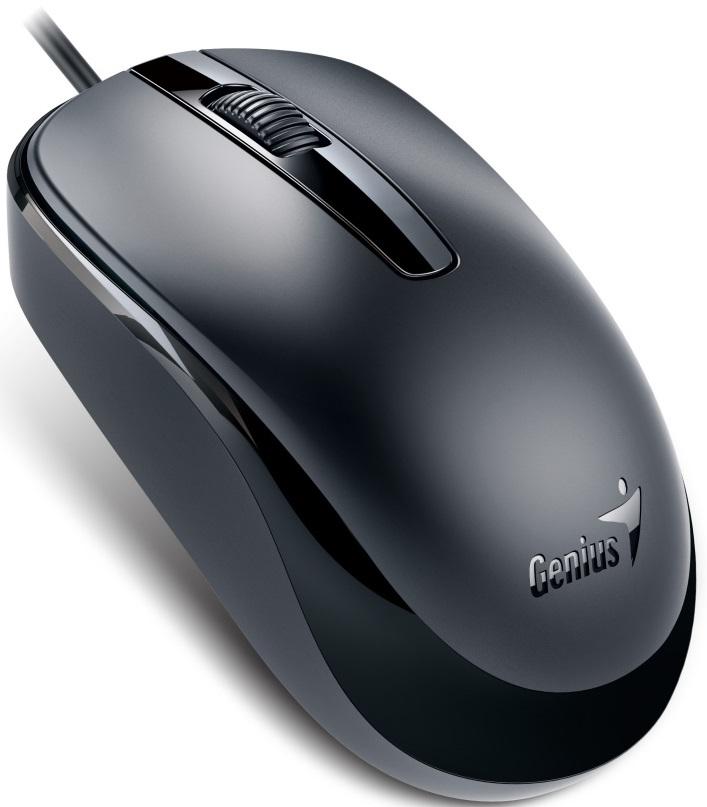 Genius DX-120 - проводная мышь (Black)