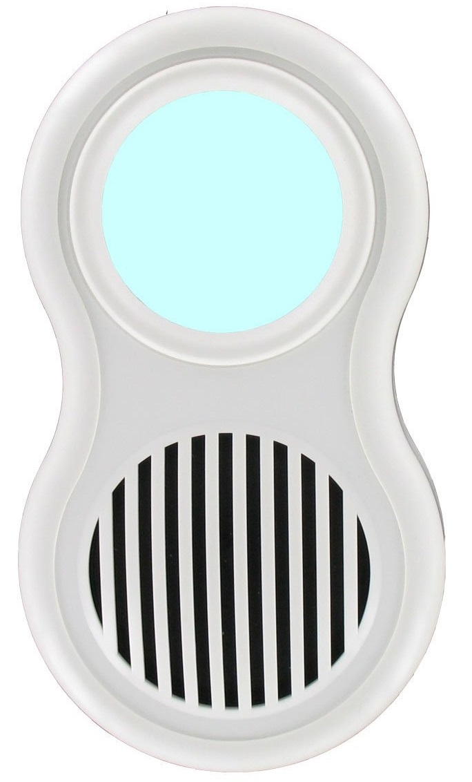 Weitech WK-0180 (55108) - ультразвуковой отпугиватель грызунов и насекомых (White)