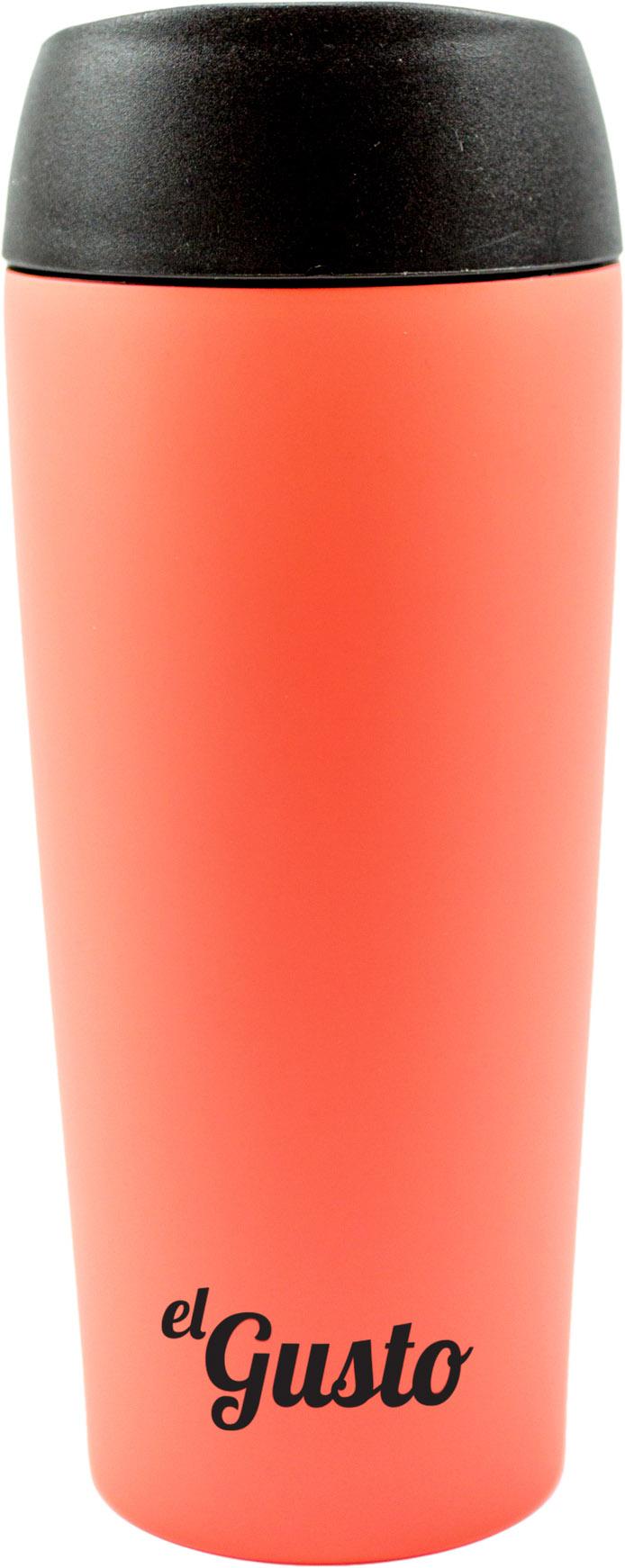 El Gusto Grano 0.47 л (110P) - термокружка (Peach) термокружка el gusto grano 470ml peach 110p