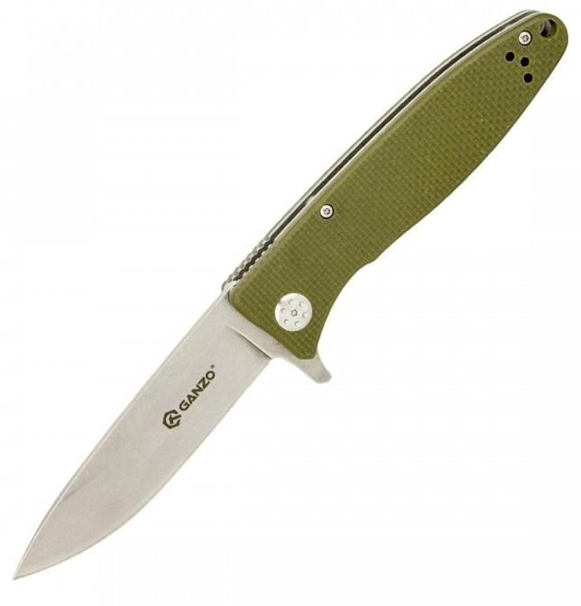 Ganzo G728 (G728-GR) - складной нож (Green)