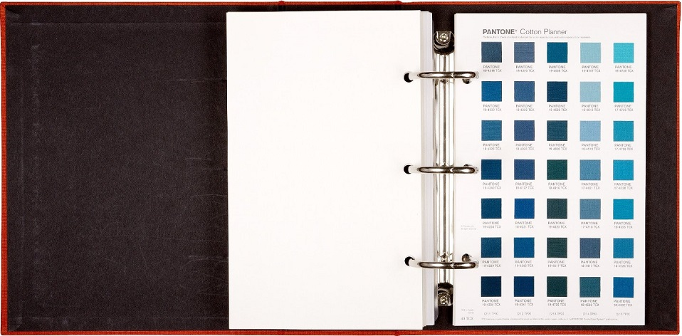 Pantone F+H Cotton Planner (FFC205)