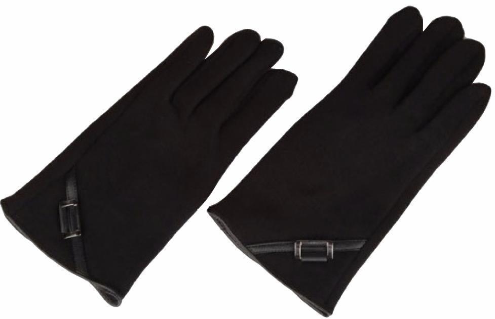 iCasemore Gloves (iCM_smp-bLk) - кашемировые перчатки (Black) перчатки для сенсорных экранов icasemore gloves icm clasp blk black
