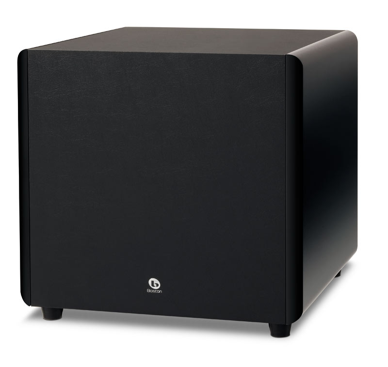цены  Boston Acoustics ASW250 (Gloss Black) - сабвуфер