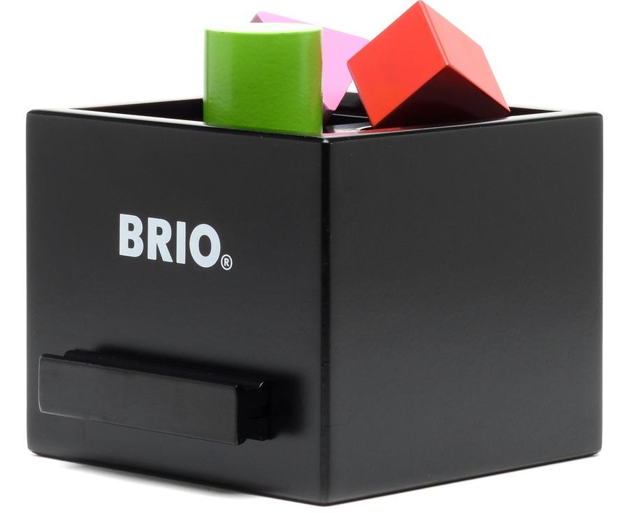 BRIO Сортер с кубиками (30144) - игровой набор (Black)