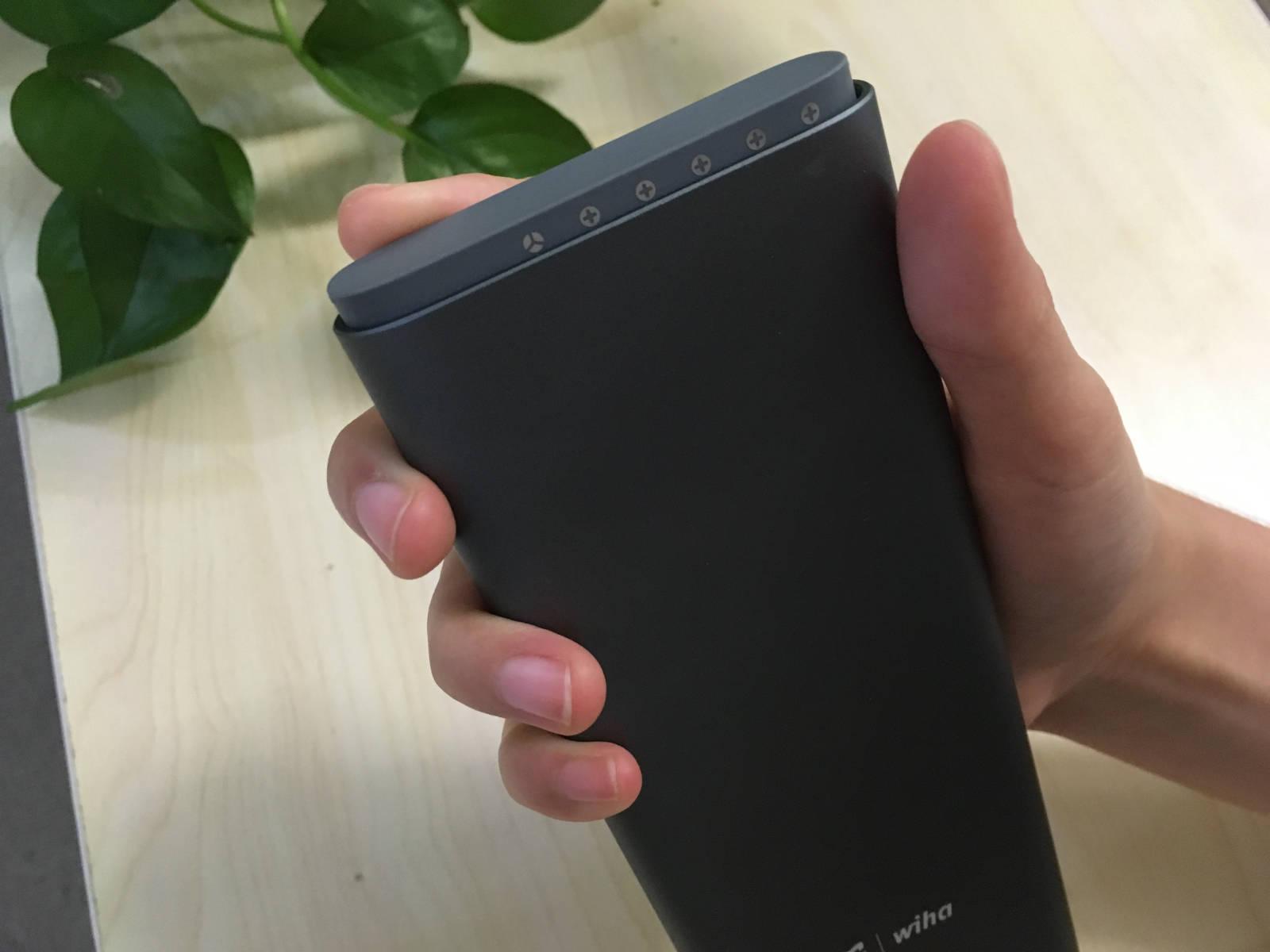 Набор отверток Xiaomi MiJia Wiha Screwdriver Set (Dark Grey)