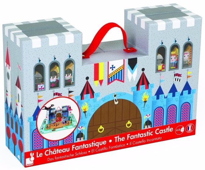 Замок принцаКонструкторы для детей младшего возраста<br>Конструктор<br>