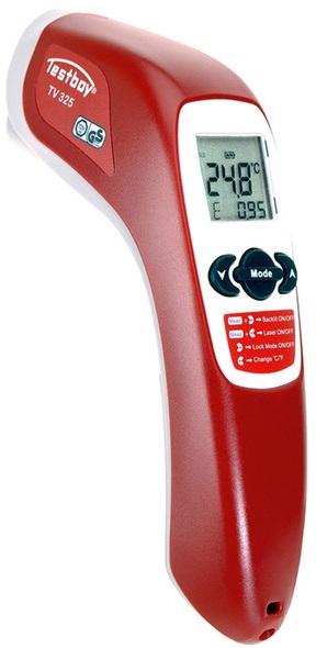 Testoboy TV 325 - инфракрасный термометр (Red)