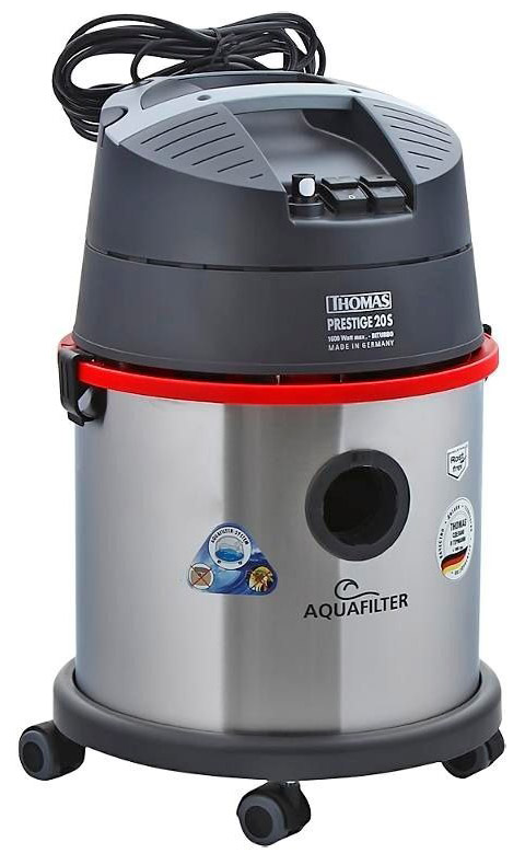 Thomas Prestige 20S Aquafilter - моющий пылесос (Silver/Black) от iCover