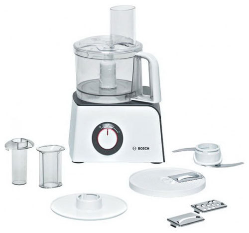Bosch MCM 4000 - кухонный комбайн (White)Кухонные комбайны<br>Кухонный комбайн<br>