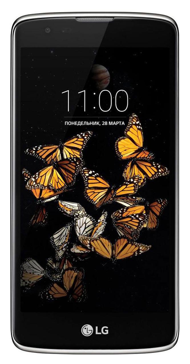 K8 смартфоны lg смартфон k350e