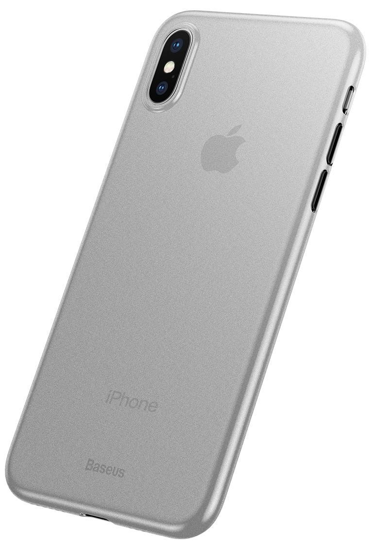 Чехол Baseus Wing Case (WIAPIPH58-E02) для Apple iPhone X/Xs (White)