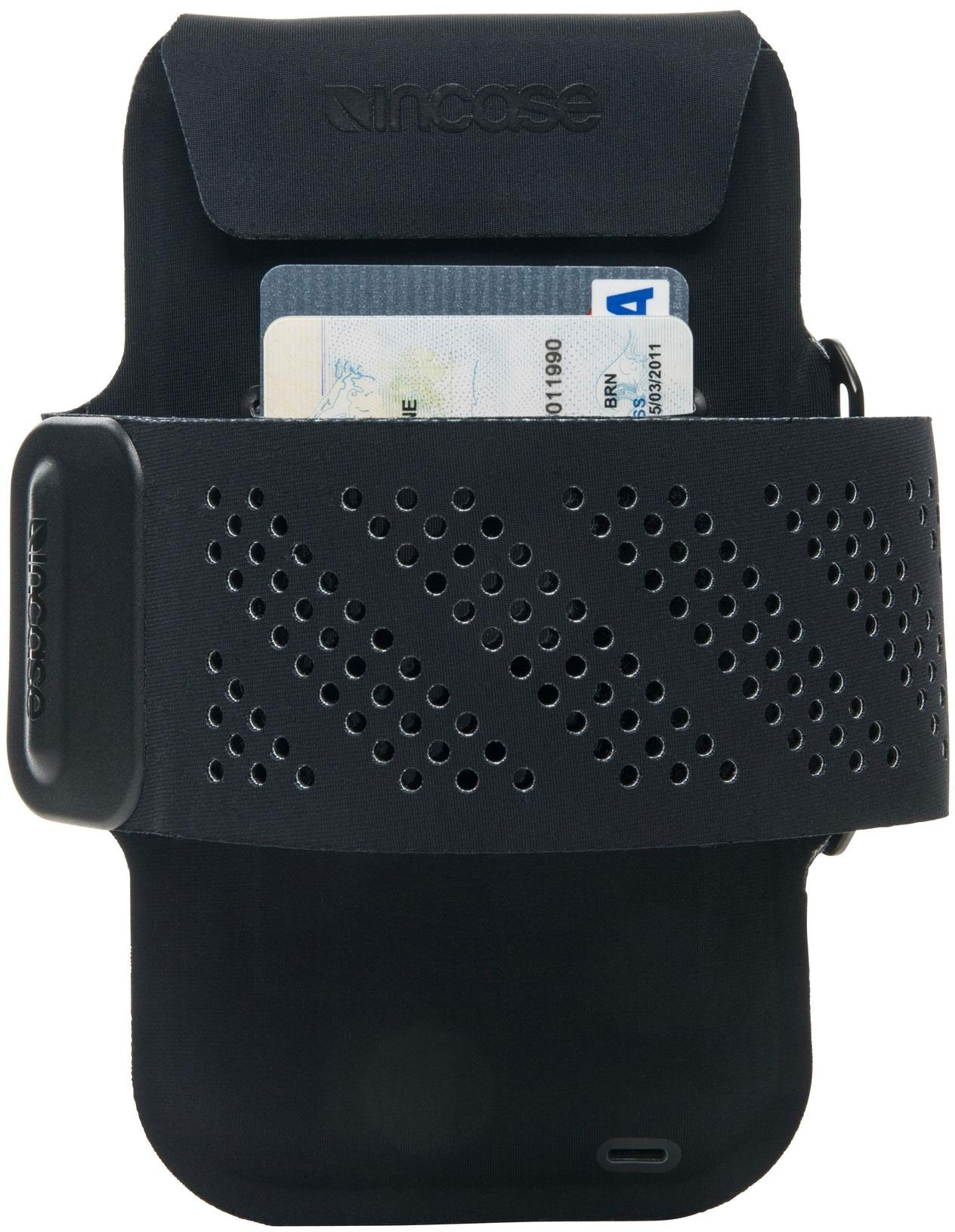 Чехол Incase Active Armband (INOM170391-BLK) для iPhone 6/6S/7/8 (Black)
