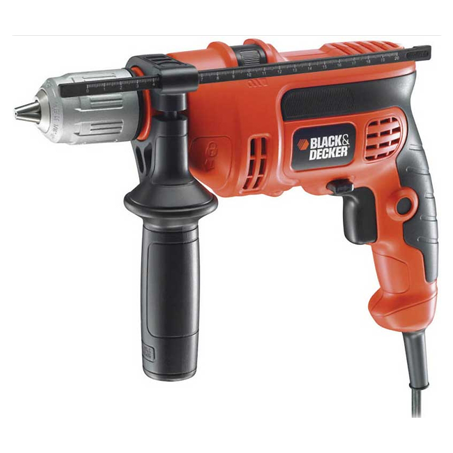 Black+Decker CD714CRES - ударная дрель (Red) CD714CRES 163308