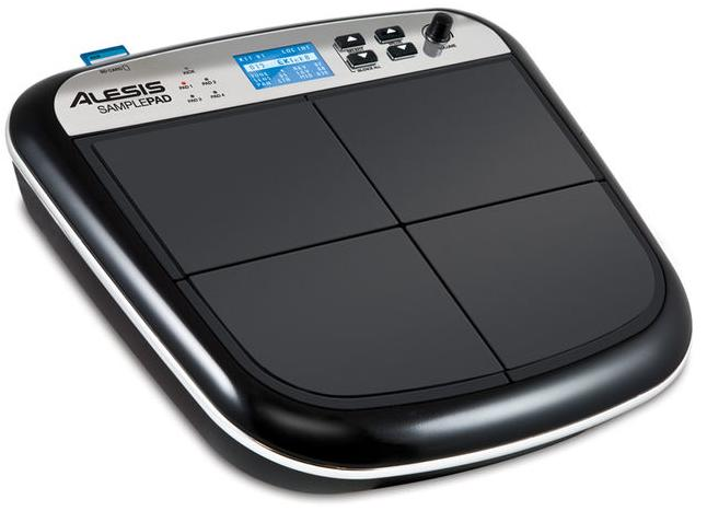SamplePad midi контроллер alesis sample pad