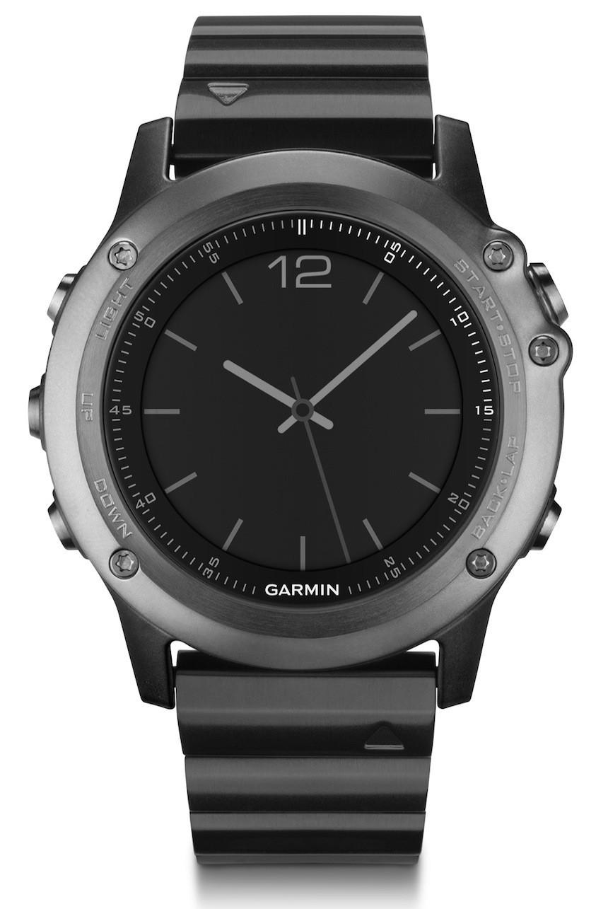 Garmin Fenix 3 (010-01338-21) - спортивные часы (Sapphire)