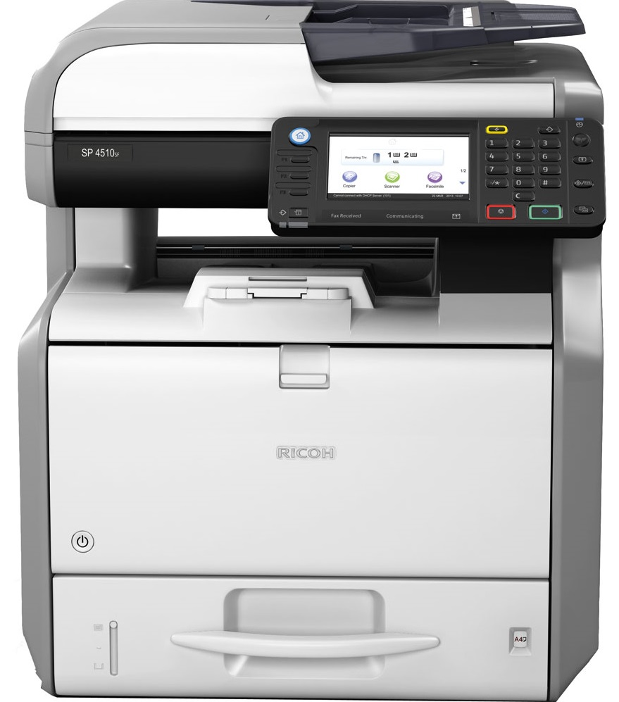 Ricoh SP 4510SF - лазерное МФУ