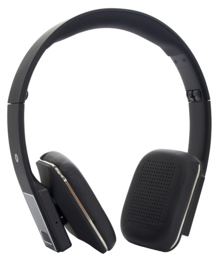 Ritmix RH-450BTH - накладная Bluetooth-гарнитура (Black) ritmix rmh 020bth selfie black bluetooth кнопка