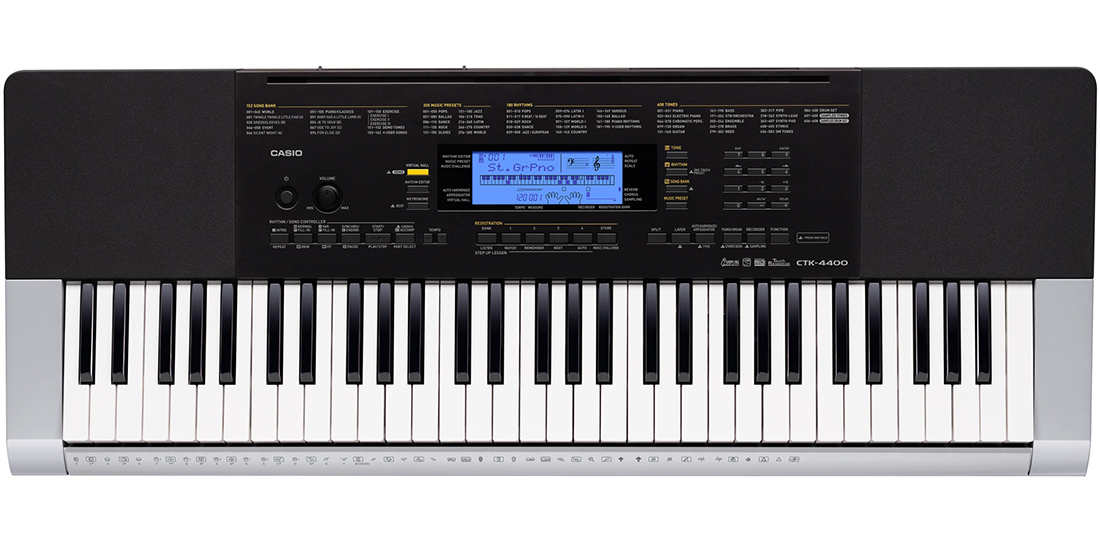 Casio CTK-4400 - синтезатор (Black)