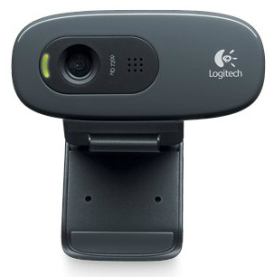 Logitech WebCam C270 (960-001063) - ��������� (Black)