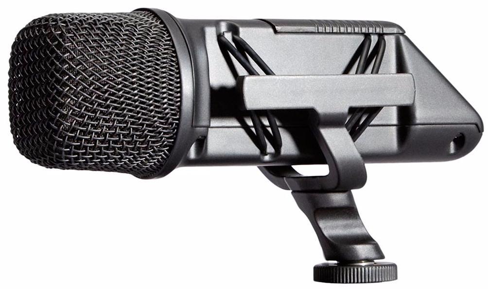 Накамерный микрофон Rode Stereo VideoMic (Black)