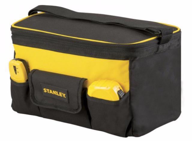 Stanley STST1-73615 14 - сумка для инструмента (Black)Сумки и рюкзаки для инструментов<br>Сумка<br>