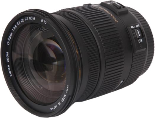 Sigma AF 17-50mm f/2.8 EX DC HSM 58C961
