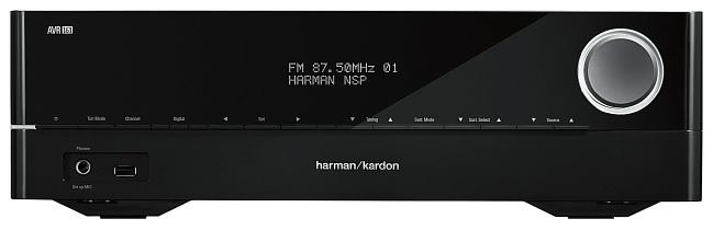 Harman/Kardon AVR 161 - AV-ресивер от iCover