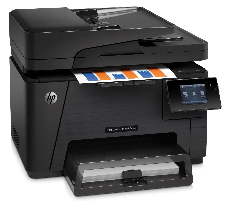 Color LaserJet Pro MFP